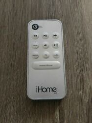 iHome iH6 iH8 Remote Control for iHome Portable Travel Alarm Clock - GENUINE