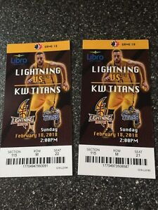 London Lightning Tickets