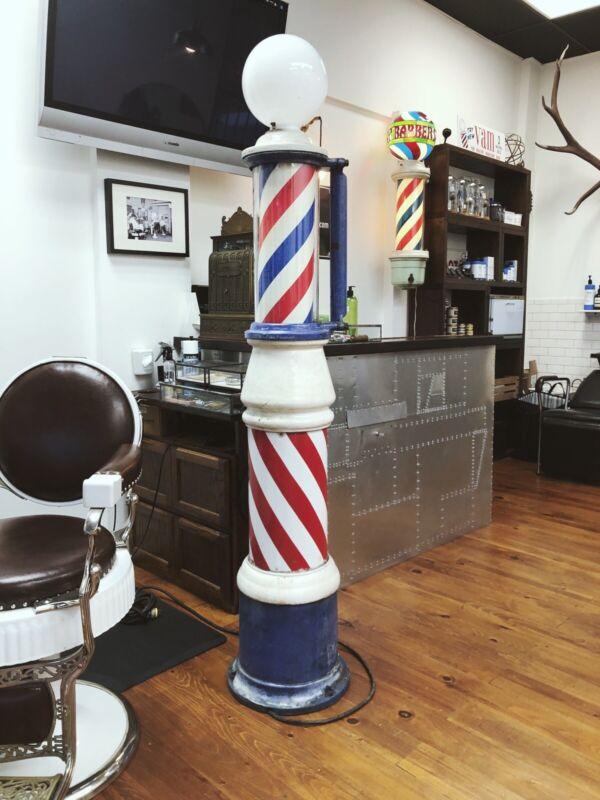 Theo A Kochs Barber Pole