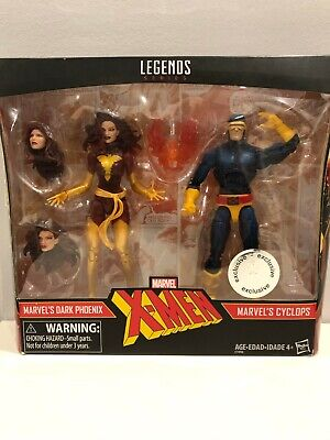 Marvel Legends Cyclops & Dark Phoenix 2 Pack Toys'R'Us Exclusif