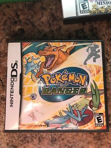 Pokemon ranger (DS)
