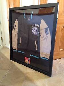 Beverly Hills Cop 2 - Framed Replica Lions 67 Leather Jacket Kingsley Joondalup Area Preview
