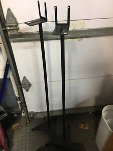 Speaker stands 3 section