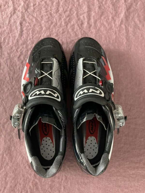 Northwave Extreme Tech Carbon Cycling Shoes - Size 38