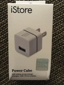 iStore Power Cube USB Charger
