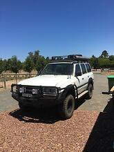 1991 Toyota LandCruiser 80 series Howlong Albury Area Preview