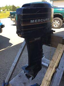 1985 mercury 18 HP outboard motor