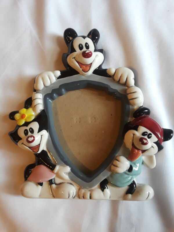 Anamaniacs Warner Brothers Ceramic Picture Frame