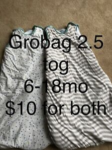 6-18mo sleep sack