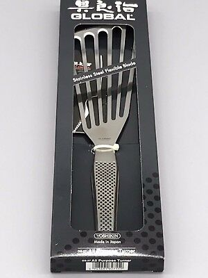Global GS-27 Turner/Fish Spatula  - NEW IN BOX, NEVER OPENED OR USED!