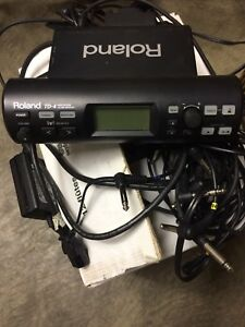 Roland TD-4 and PinTech Cymbal