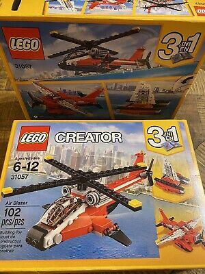 Lego Creator Air Blazer Plane 3 IN 1 (31057)