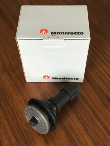 Manfrotto 60mm Short Half Ball with 75mm adapter for tripod video head