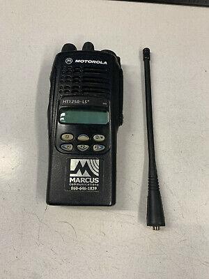 Motorola Ht1250 Ls Passport Uhf 403-470mhz Portable Radio - Antenna Included