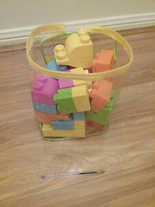 Bag of blocks Northbridge Willoughby Area Preview