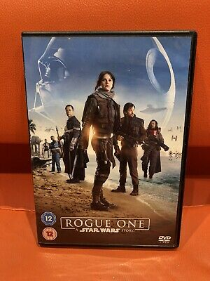 ROGUE ONE A STAR WARS STORY DVD IN EXCELLENT UNWATCHED CONDITION FREEPOST