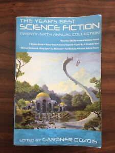 The Year's Best Science Fiction 26th Annual Collection