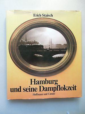 Hamburg und seine Dampflokzeit 1983 Eisenbahn