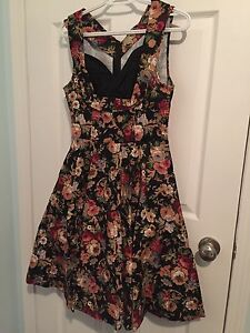 Lindy bop swing dress from blame Betty pinup