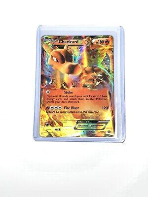 Charizard EX ULTRA RARE XY29 Pokemon X and Y Set - NM