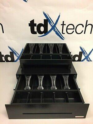 Tdx233 Heavy Duty Ibm Cash Drawer W 2 Inserts Sl3000-0358