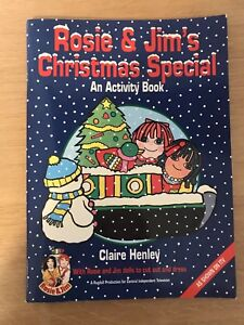 Rosie and Jim's Christmas Special: An Activity Book (Rosie & Jim - ... Paperback