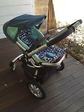 Quinny Buzz stroller and NEW bassinet plus extras Swanbourne Nedlands Area Preview
