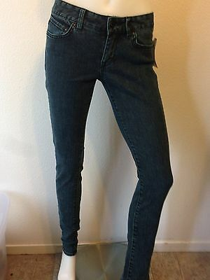 Skinny Pants Shoes - NEW DC SHOES DENIM JEANS PANTS BEVERLY SKINNY URBAN SKATER COLOR SIZE M 26