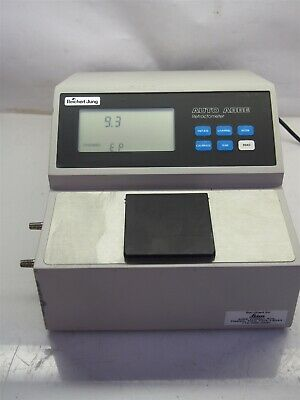 Leica Auto Abbe Digital Refractometer 10500