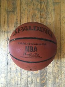 NBA Spalding indoor outdoor basketball