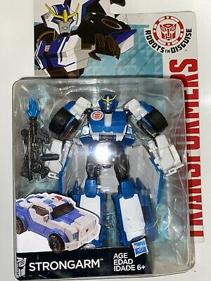 transformers RID strongarm  MOSC Robots in Disguise