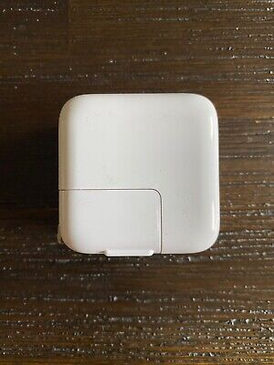 OEM Genuine Apple 10W iPhone iPad Charger Power Adapter Original