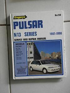250 Gregory's Pulsar Workshop Manual Narangba Caboolture Area Preview