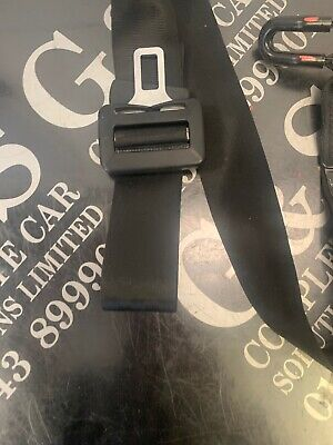 Volkswagen Golf Mk4 Seat Belt Rear Lap Belt 1j0 857 487