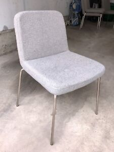 """CB2 """"Charlie"""" dining chairs (4)"""