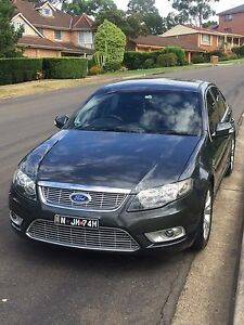 2008 Ford Falcon G6E Oatlands Parramatta Area Preview