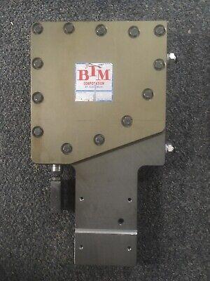 Btm Toogle Press Pneumatic Air Press Clicker Bench Model P-1-pb X 1-12 P-75