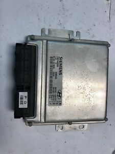 Hyundai Elentra 2006 Engine Control Unit