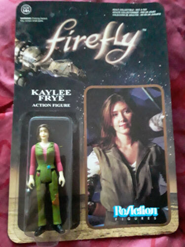 Firefly Serenity KAYLEE FRYE FUNKO Re: Action Figure New