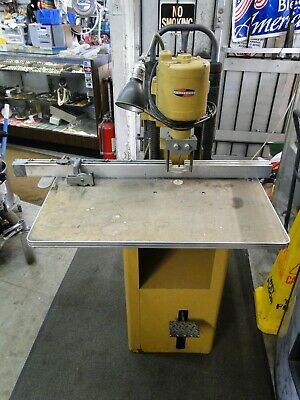 Used Challenge Jf Paper Drill Single-hole Punch Machine 110v