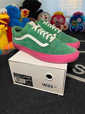 Golf Wang Vans Size 12
