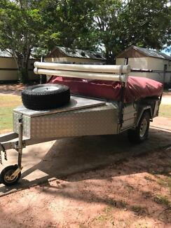 Camper Trailer Townsville City Preview