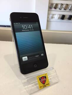 IPHONE 4 16GB Black COME WITH WARRANTY