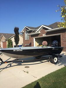 2008 G3 boat and 20 hp Yamaha motor