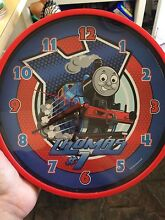 Thomas the tank engine clock Seven Hills Blacktown Area Preview