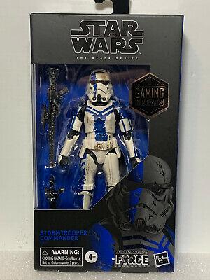 Hasbro Star Wars Black Series Stormtrooper Commander Gaming Greats NEW SEALED