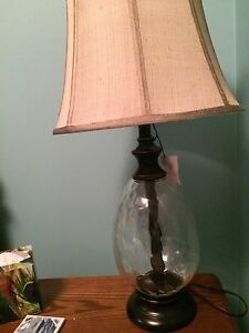 Set of two new lamps