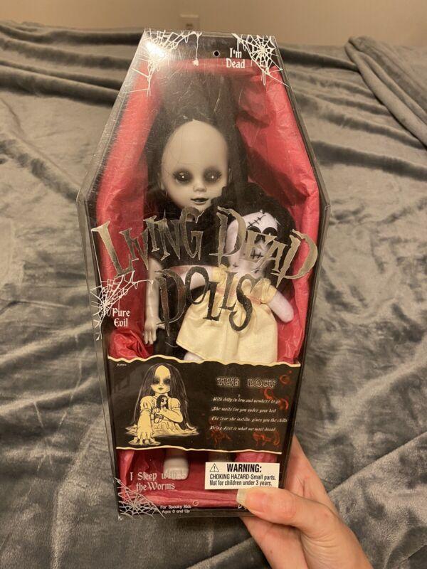 MEZCO Living Dead Dolls THE LOST BLACK DRESS VERSION- Series 8 - MIB