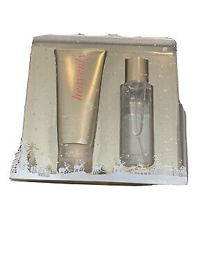 Victoria Secret Heavenly Gift Set. Angel Touch Lotion And Mist.