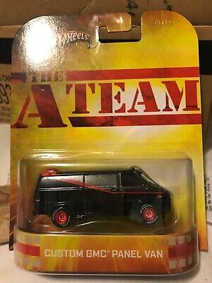 Hot Wheels Custom GMC Panel Van The A Team Retro Entertainment (515)